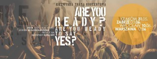 Are you ready to say YES?